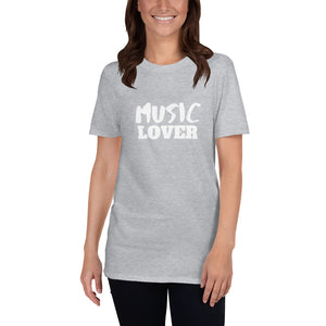 MUSIC LOVER Indie Tee
