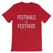 Load image into Gallery viewer, Festivals & Festivus Tee - Indie Band Coach