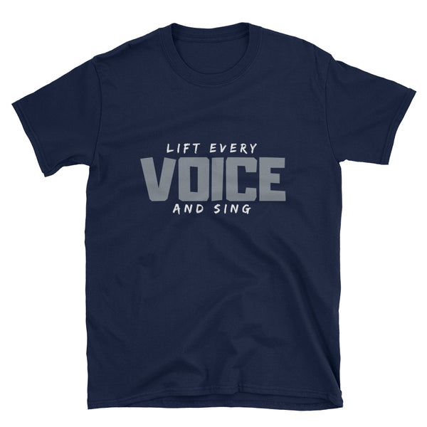 Lift Every Voice and Sing - Music Tee - Indie Band Coach