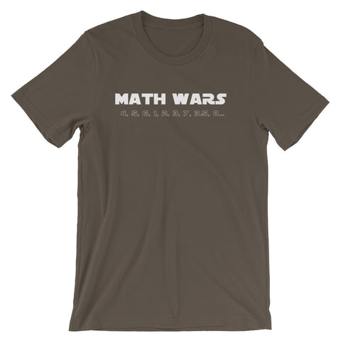 Star Wars: Math Wars Tee