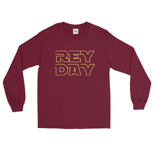 Star Wars: Rey Day Long Sleeve Tee - Indie Band Coach