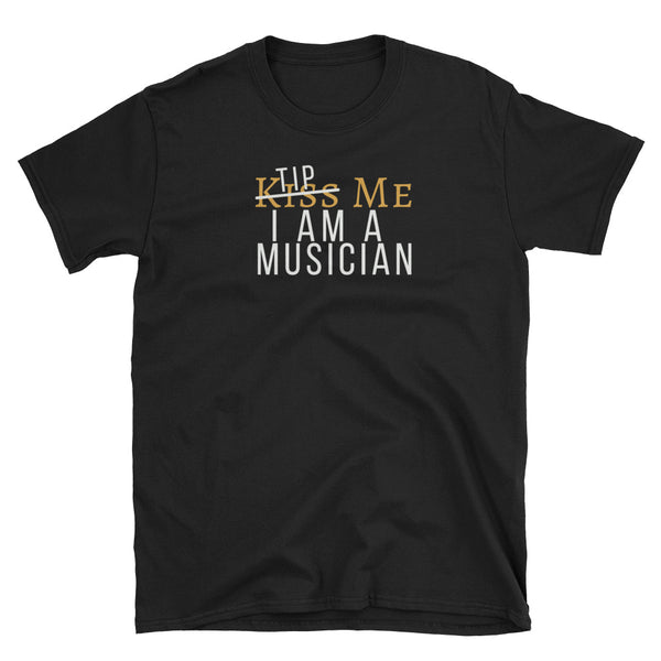 Tip Me I'm A Musician St Patrick's Day T-Shirt - Indie Band Coach