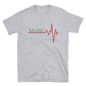 Music Is Life - Exclusive Tee