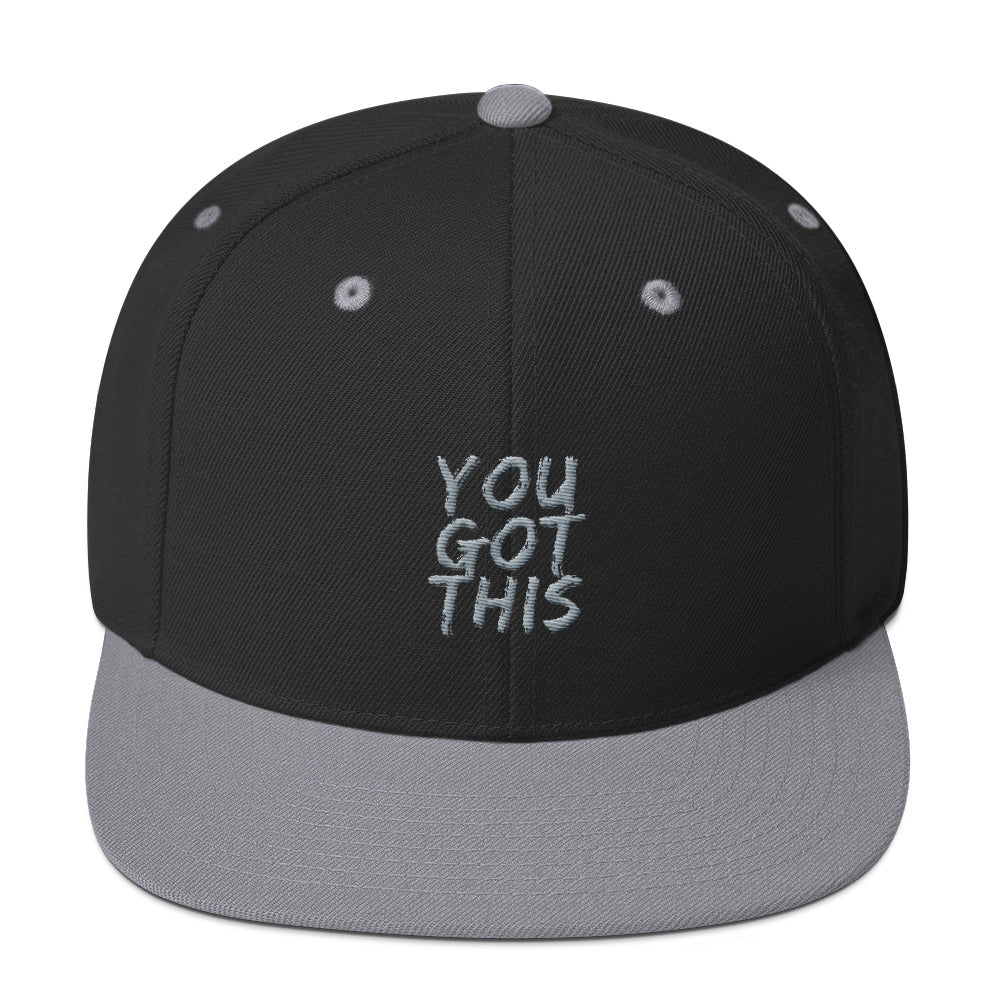 You Got This - Snapback Cap (Vertical) - Indie Band Coach