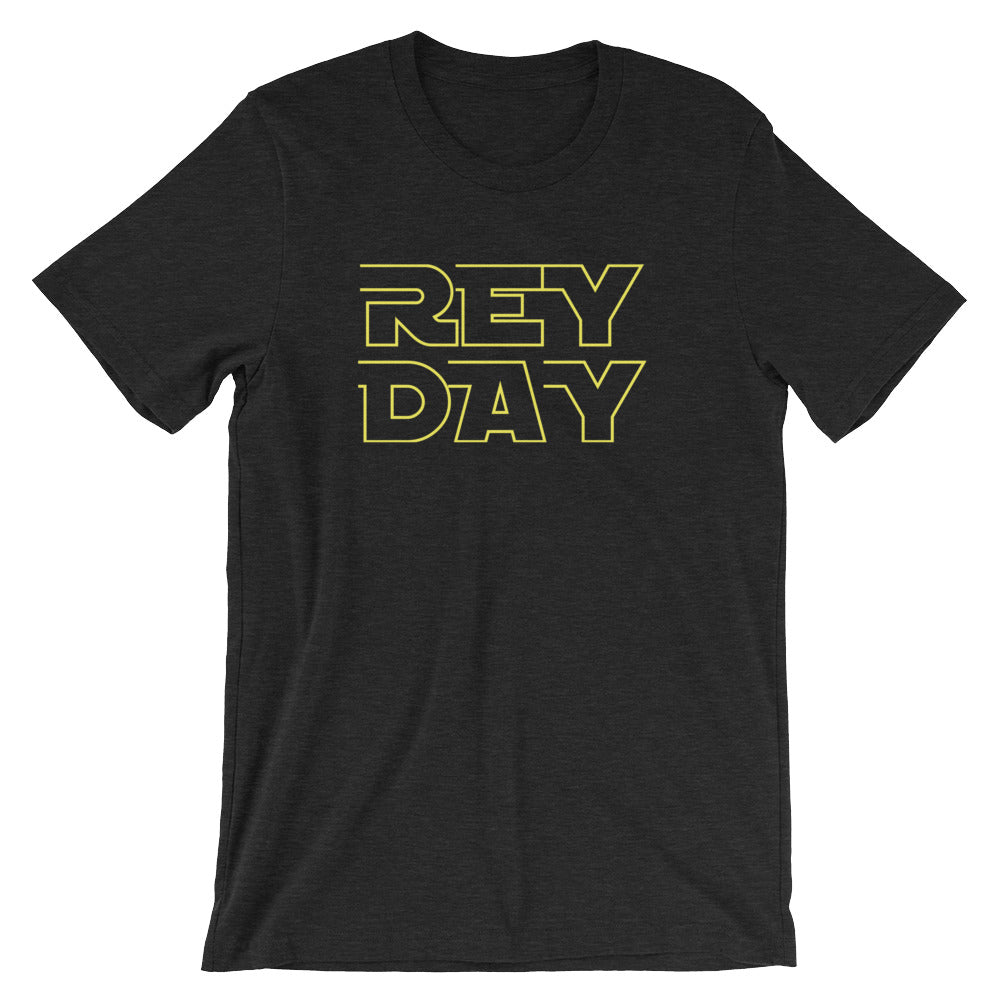 Star Wars: Rey Day Unisex Tee - Indie Band Coach
