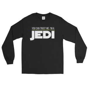 Star Wars: Trust Me Jedi Long Sleeve Tee - Indie Band Coach