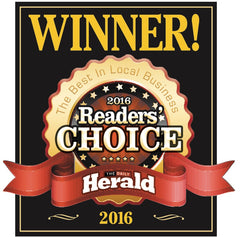 ReNewWorks Winner of the Herald's 2016 Readers' Choice Award