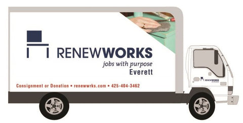 renewworks delivery and pickup