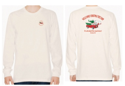 Truck Logo Long Sleeve T-Shirt