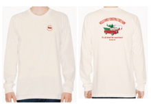 Long Sleeve Truck Logo T-Shirt
