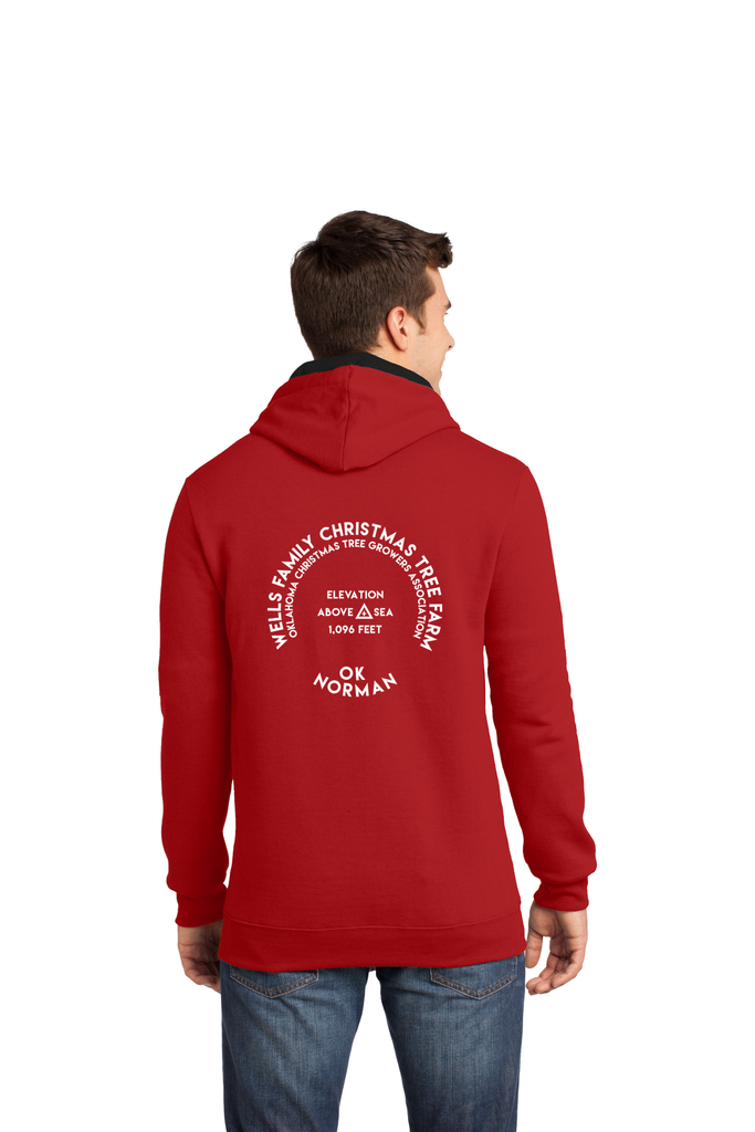 Elevation Hoodies - Wells Family Christmas Tree Farm