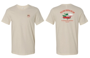 Short Sleeve Truck Logo T-Shirt
