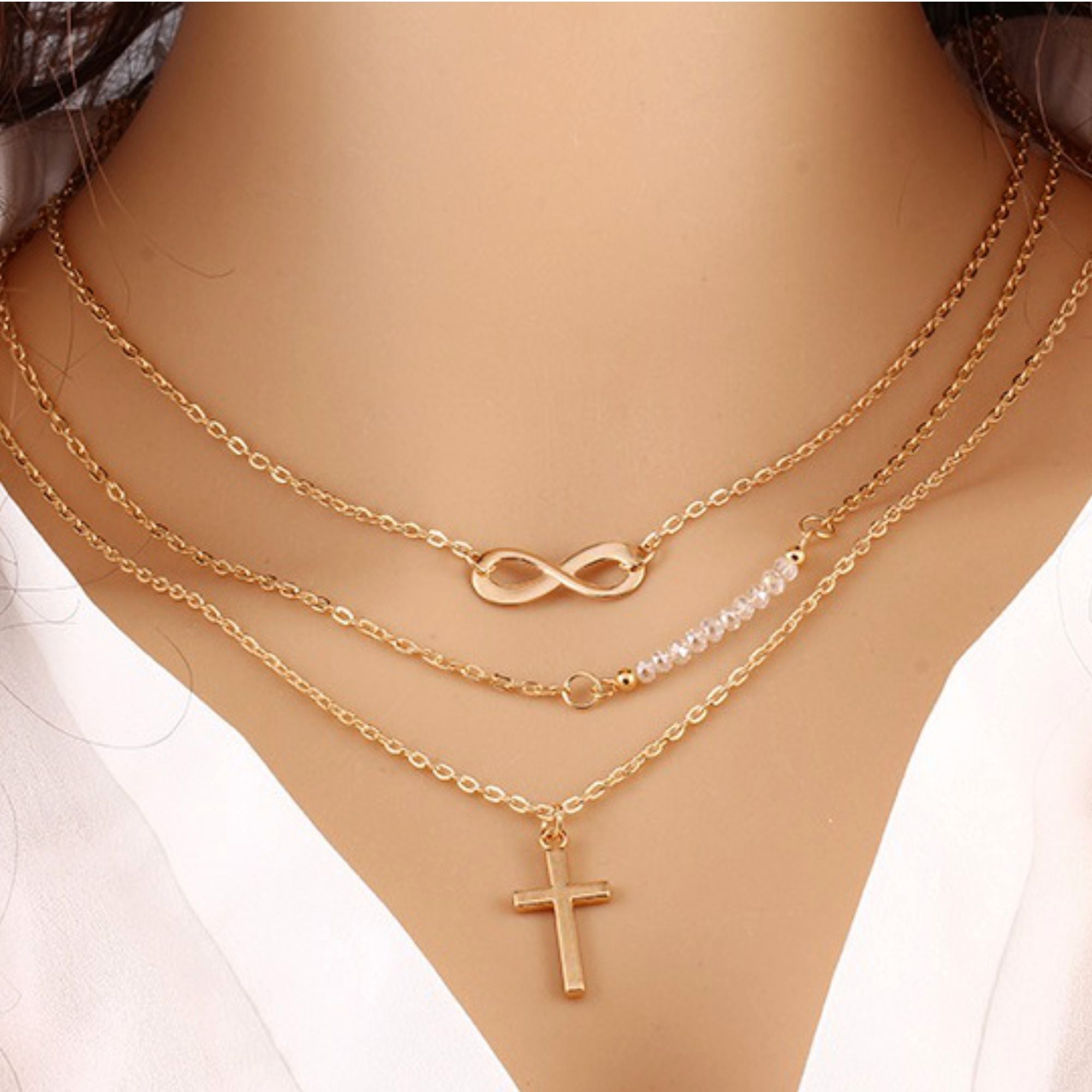 bloomsbury rose gold buckley london necklaces fashion jewellery costume necklace