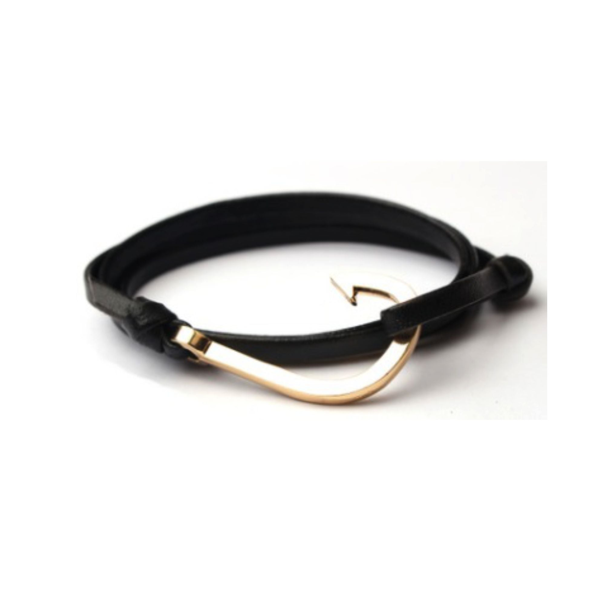s black nialaya around skulls products wrap with mens men bangles gold bracelet bangle leather