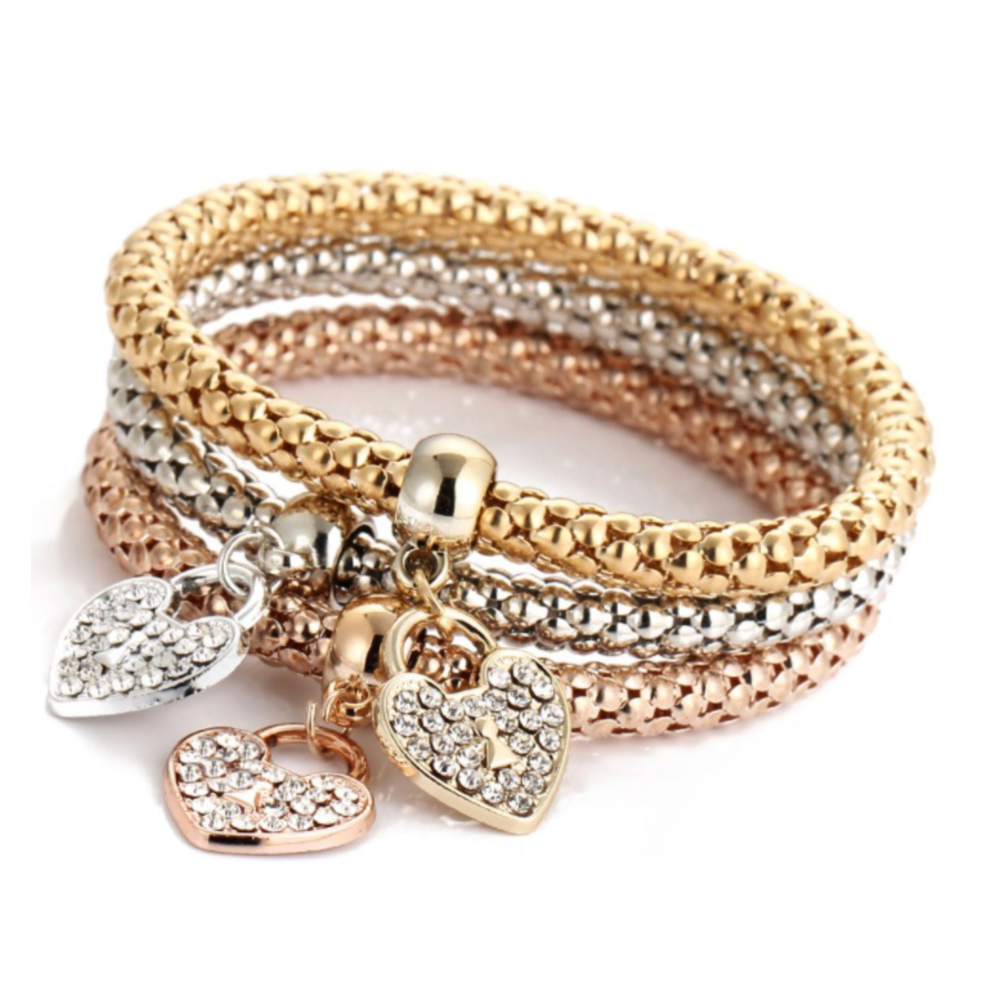 jewellery zoom crystal plated stretch jon halo bangles bracelet bracelets richard gold