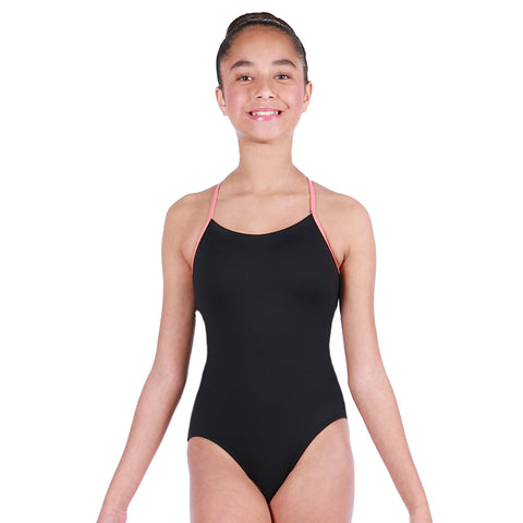 ELIS Cross Strap Dance Leotard