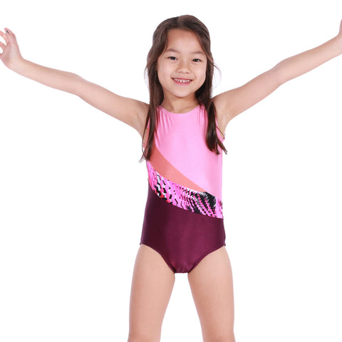WINDYSTORM Gym Leotard