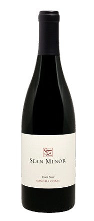 Sean Minor Sonoma Coast Pinot Noir 2018