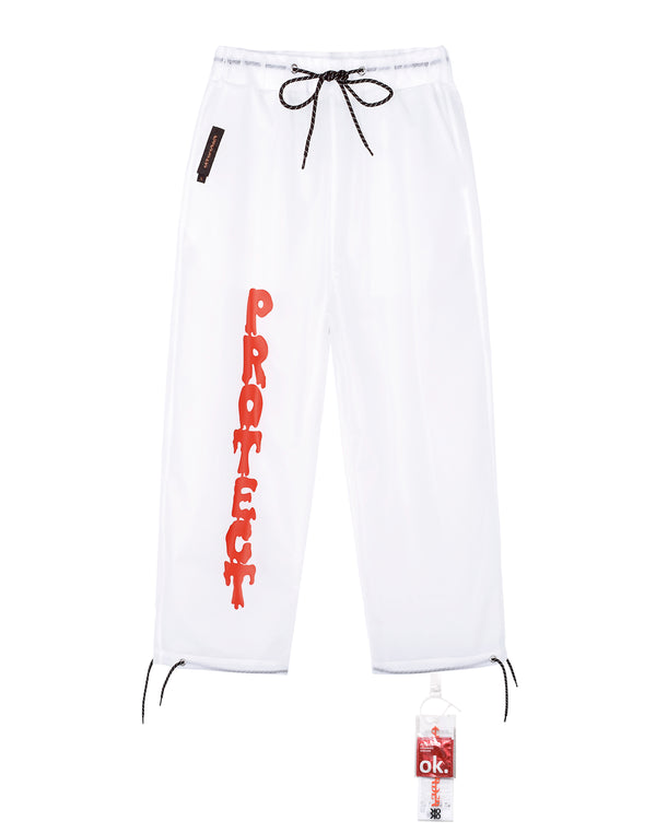 """PROTECT"" SEE-THROUGH PANTS (FEMALE)"