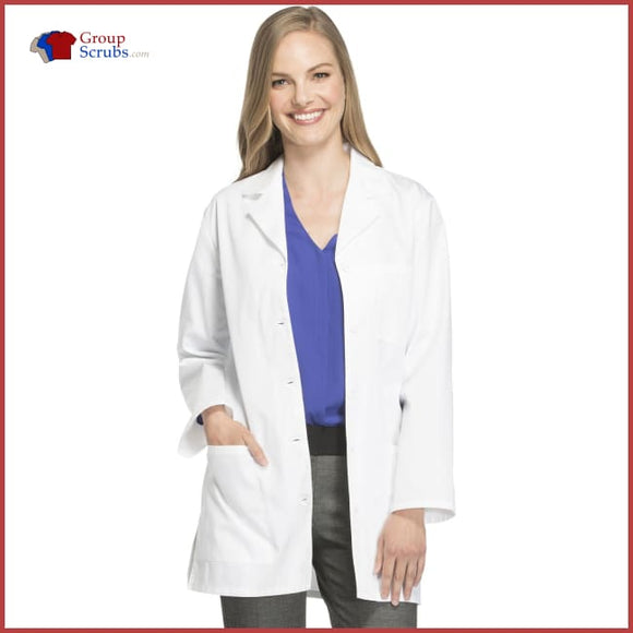 Cherokee Professional Whites 1462 32 Lab Coat White / 2XL Womens