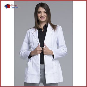 Cherokee Fashion Whites 2316 30 Lab Coat White / 2XL Womens