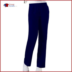 Cherokee Workwear Originals 4001T Natural Rise Tapered Leg Pull-On Pant Navy / 2Xl Womens
