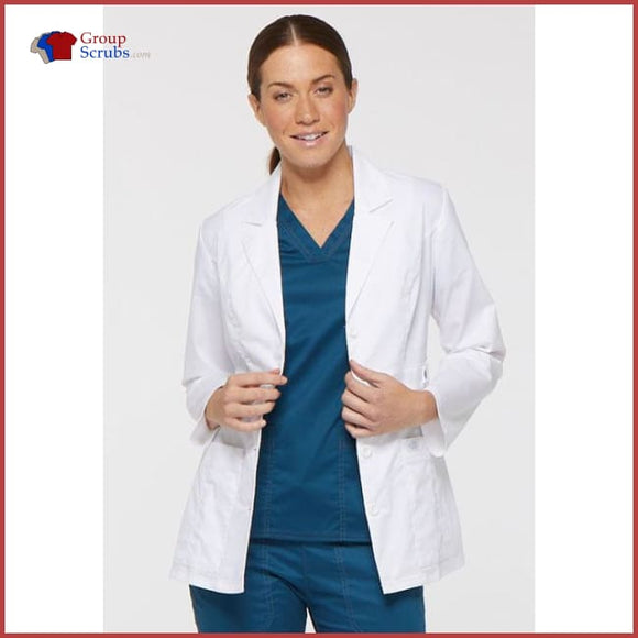 Dickies Gen Flex 82408 28 Lab Coat Womens