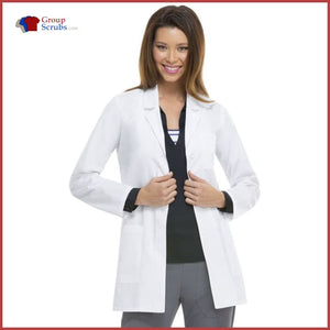 Dickies EDS Professional Whites 84400 32 Lab Coat White / 2XL Womens