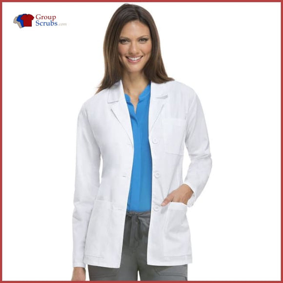 Dickies EDS Professional Whites 84401 28 Lab Coat White / 2XL Womens
