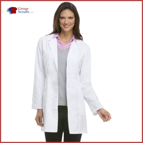 Dickies EDS Professional Whites 84402 34 Lab Coat White / 2XL Womens