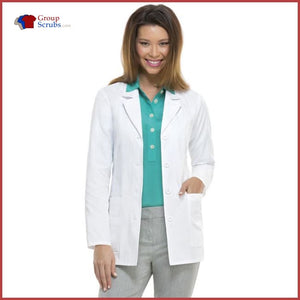 Dickies EDS Professional Whites 84406 29 Lab Coat White / 2XL Womens