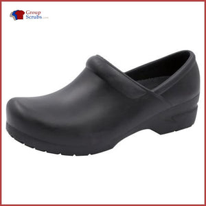 Anywear Guardianangel Slip Resistant Antimicrobial Footwear Black / 5 Unisex