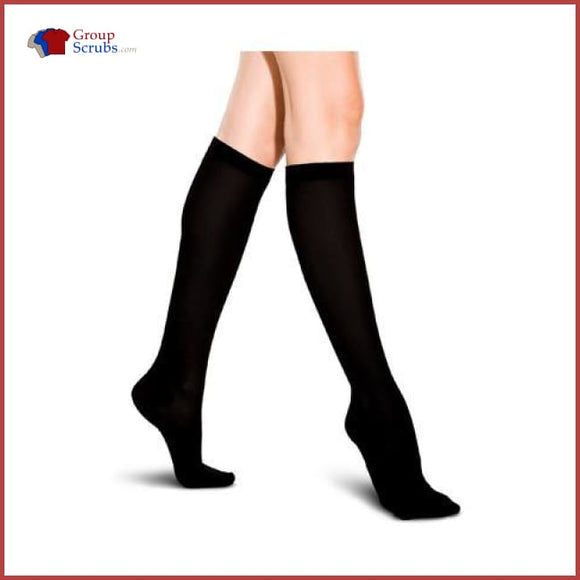 Therafirm TherafirmLight TF902 10-15 mmHg Support Compression Trouser Socks