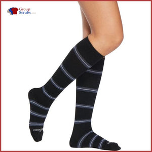 Therafirm Core-Spun TFCS107 15-20 mmHg Mild Support Unisex Compression Socks