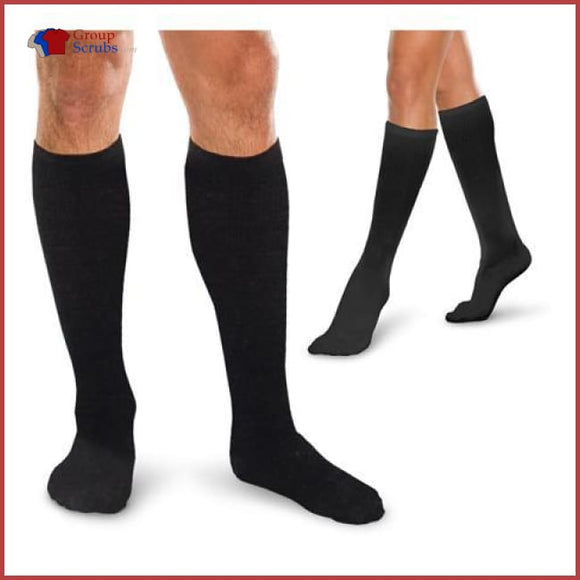 Therafirm Core-Spun TFCS197 30-40 mmHg Firm Support Unisex Compression Socks
