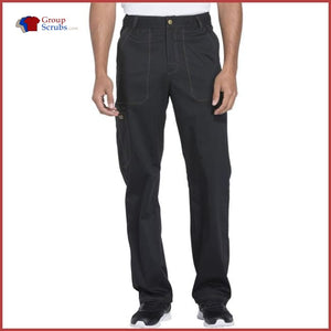 Dickies Essence Dk160S Mens Drawstring Zip Fly Pant Mens