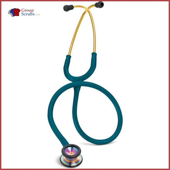 Littmann L2153 Classic Ii S.e. Pediatric Sf Stethoscope Caribbean Blue / One Size Medical Equipment