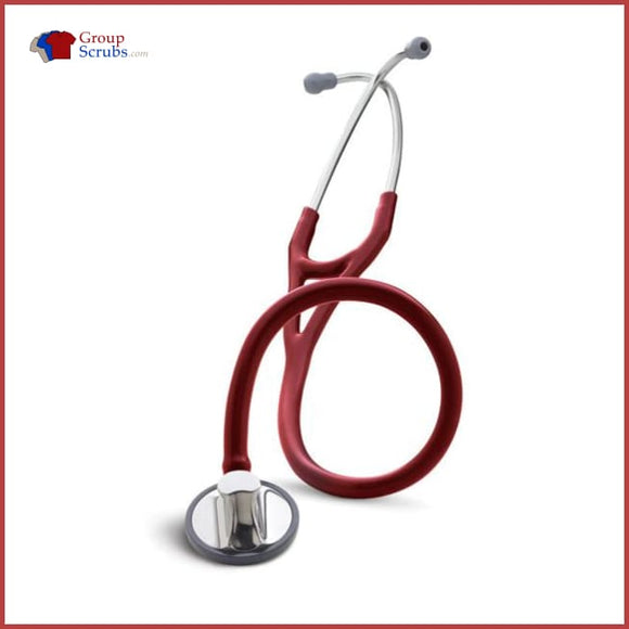Littmann L2163 Master Cardiology Stethoscope Burgundy / One Size Medical Equipment