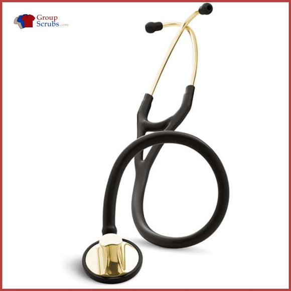 Littmann L2175 Master Cardiology Sf Stethoscope Black / One Size Medical Equipment
