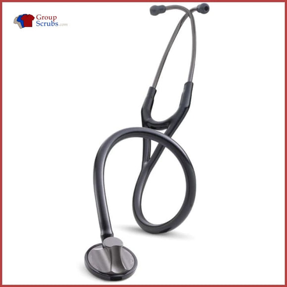 Littmann L2176 Master Cardiology Sf Stethoscope Black / One Size Medical Equipment