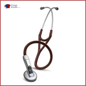 Littmann L3100Bu Electronic Model 3100 Stethoscope Burgundy / One Size Medical Equipment