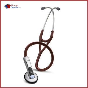 Littmann L3200Bu Electronic Model 3200 Stethoscope Burgundy / One Size Medical Equipment