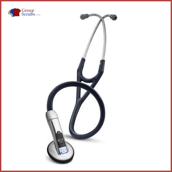 Littmann L3200Nb Electronic Model 3200 Stethoscope Navy / One Size Medical Equipment