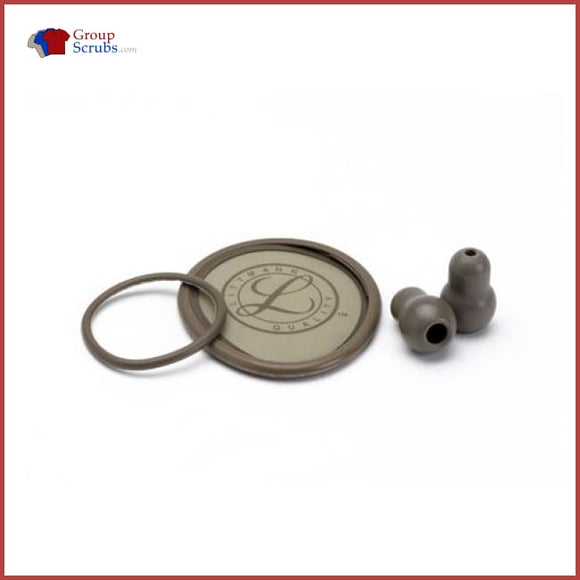 Littmann L40021 Spare Parts Kit For Lightweight Ii Stethoscopes Light Brown / One Size Medical Equipment