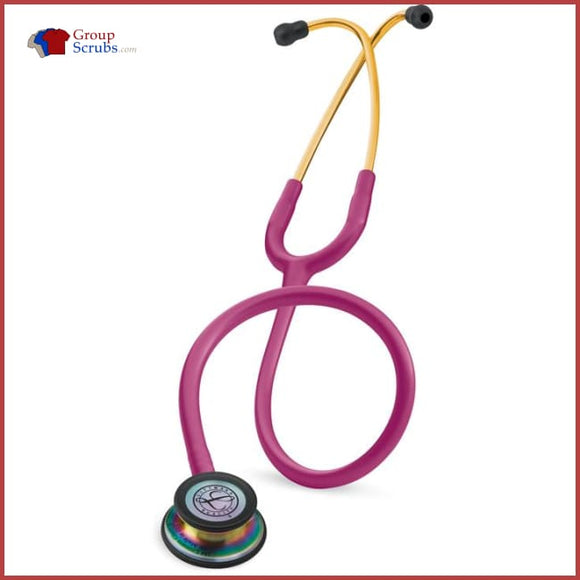 Littmann L5806Rb Classic Iii Stethoscope Sf Raspberry / One Size Medical Equipment