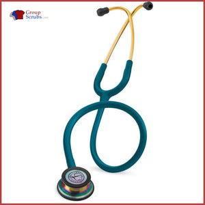 Littmann L5807Rb Classic Iii Stethoscope Sf Caribbean Blue / One Size Medical Equipment