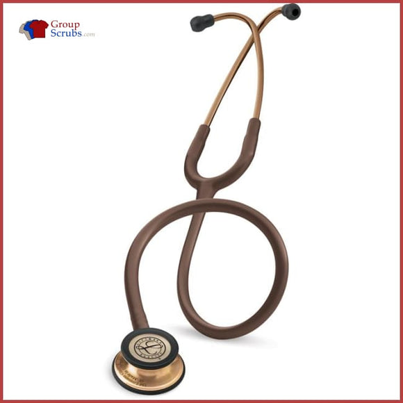 Littmann L5809Cpr Classic Iii Stethoscope Sf Chocolate / One Size Medical Equipment
