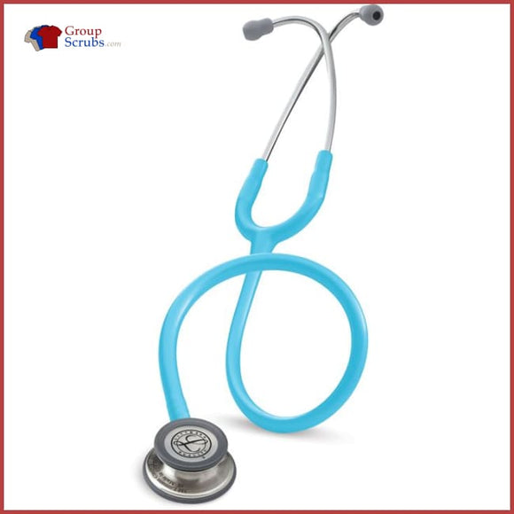 Littmann L5835 Classic Iii Stethoscope Turquoise / One Size Medical Equipment