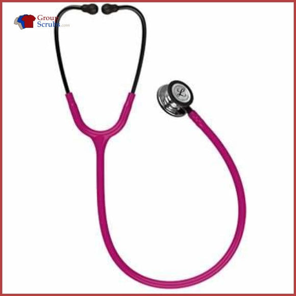 Littmann L5862Mf Classic Iii Stethoscope Mf Raspberry / One Size Medical Equipment