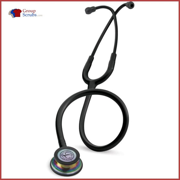 Littmann L5870Rb Classic Iii Stethoscope Sf Black / One Size Medical Equipment